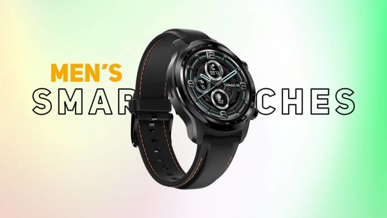 Best Smartwatches For Men in India 2021 (March)