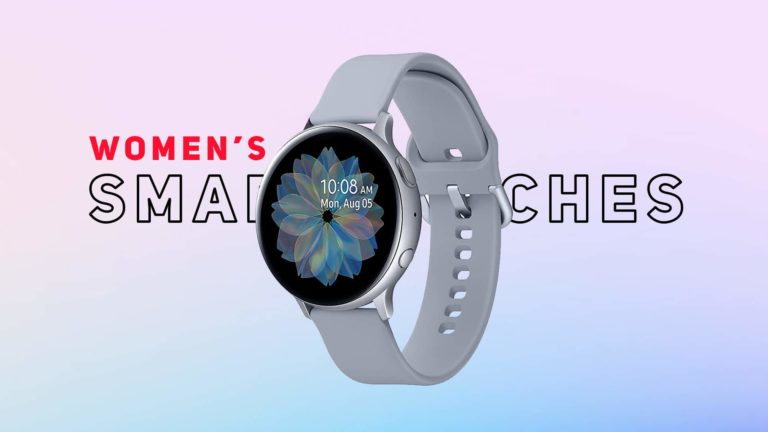 Best Smartwatches For Women in India 2021 (March)