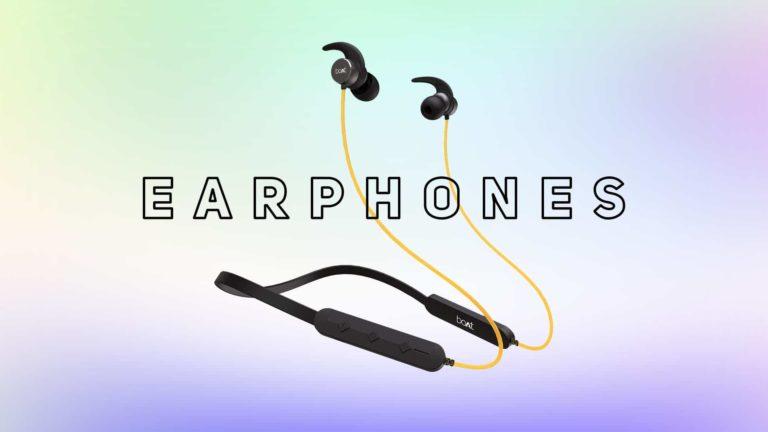 Best Wireless Earphones Under 1500 in India 2021 (March)