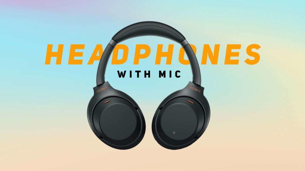 Best Wireless Headphones With Mic in India