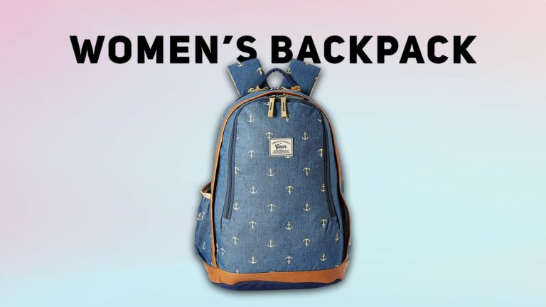 Best Backpack For Women in India [2021 Updated]