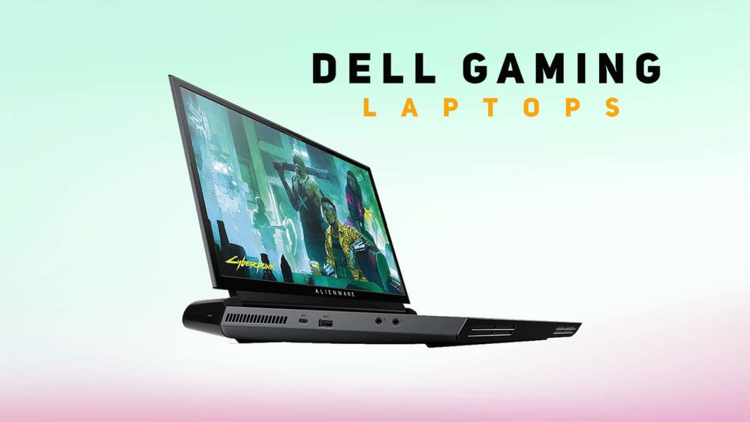 Best Dell Gaming Laptops in India