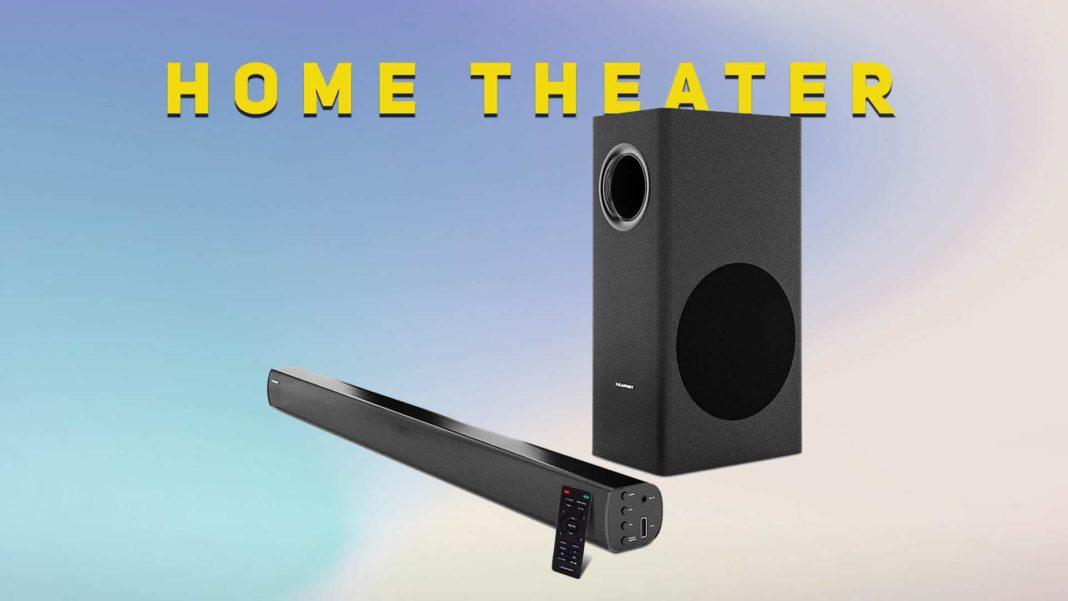 Best Home Theater Under 10000 in India