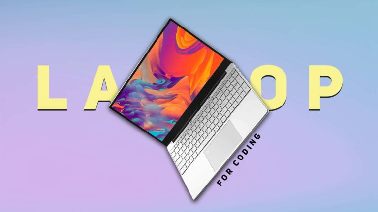 Best Laptops For Coding in India 2021 (March)