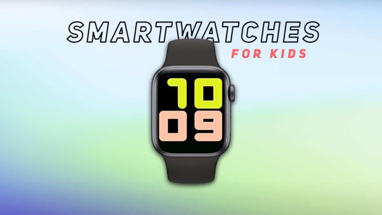 Best Smartwatches For Kids in India 2021 (March)