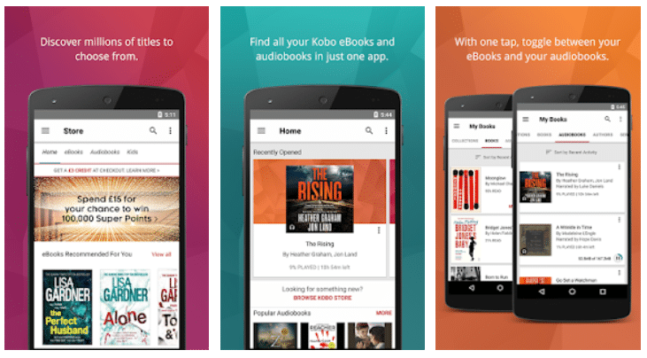 Best Audiobook Apps For Android