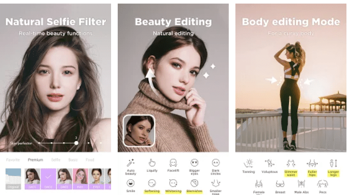 10 Latest Best Selfie Apps For Android (2021 Edition)