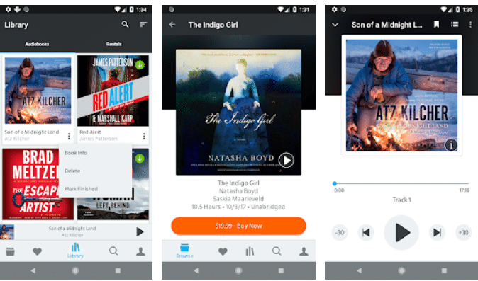 10 Unique Best Audiobook Apps For Android 2021