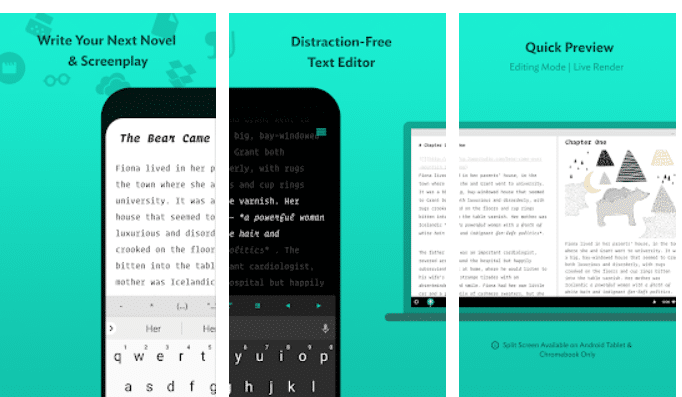 10 Powerful Best Writing Apps For Android in 2021
