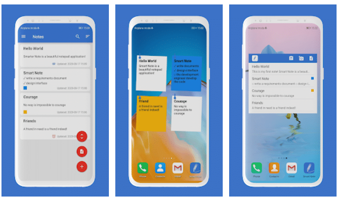 10 Best Note Taking Apps For Android in 2021