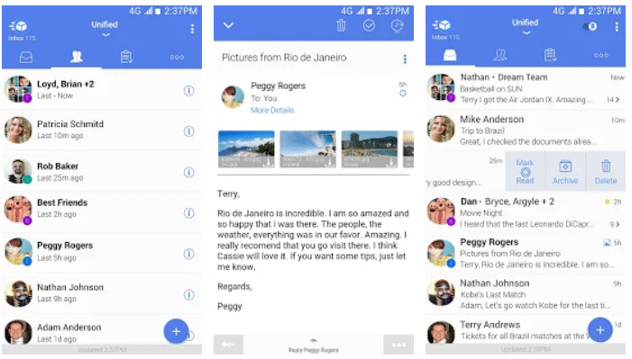 10 AMAZING Best Email Apps For Android in 2021