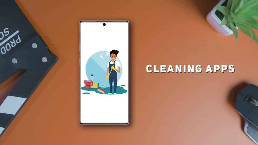 Best Cleaning Apps