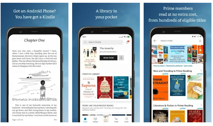 12 Best ebook Reader Apps For Android in 2021