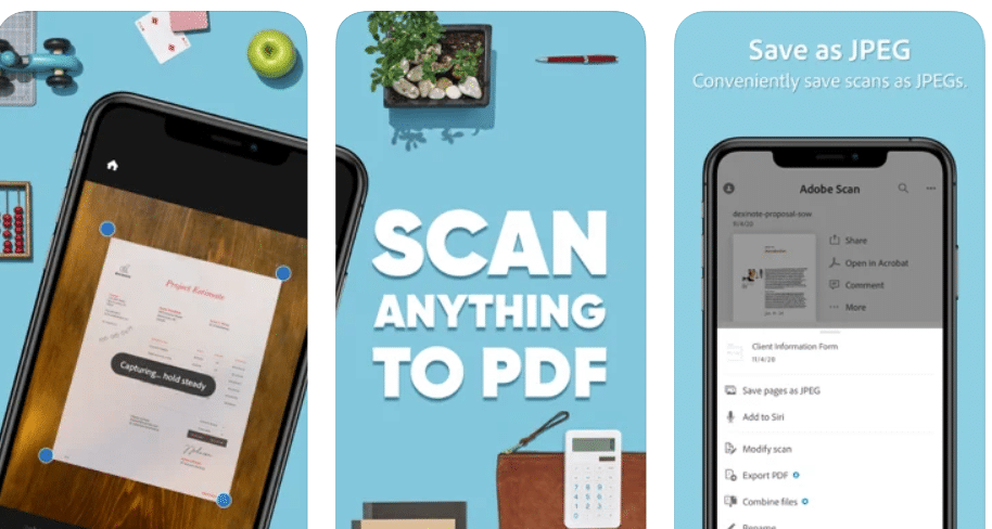 Best Scanning Apps For iPhone