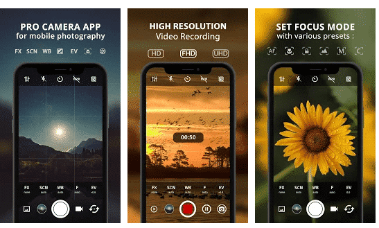 20 POWERFUL Best Camera Apps For Android [2021 Edition]
