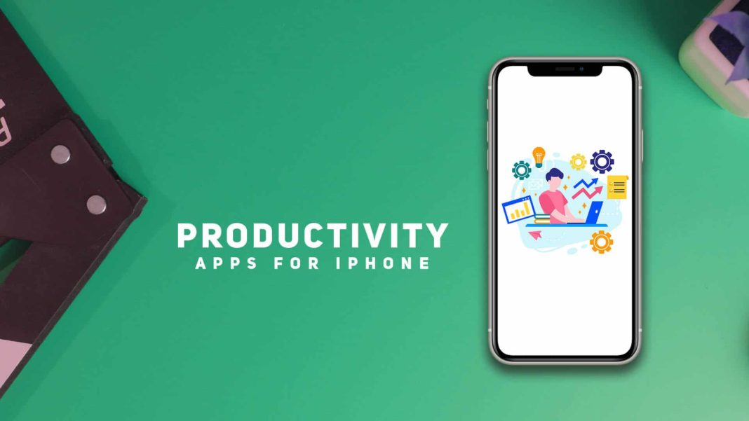 Best Productivity Apps For iPhone