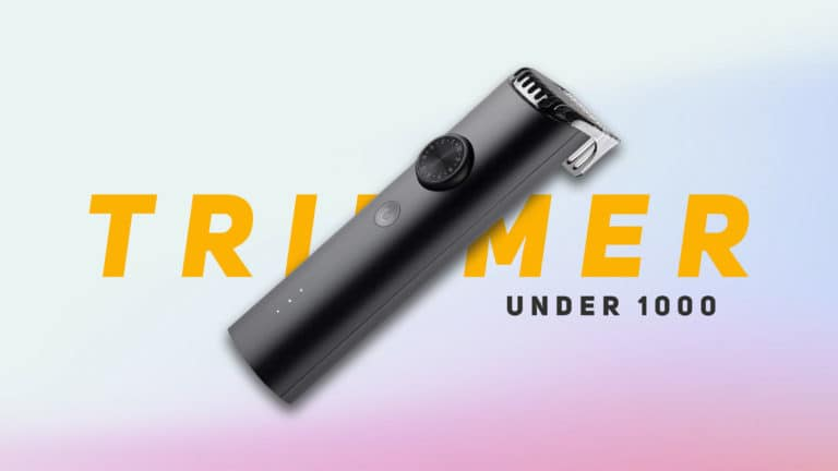 Best Trimmer Under 1000 in India (May 2021)