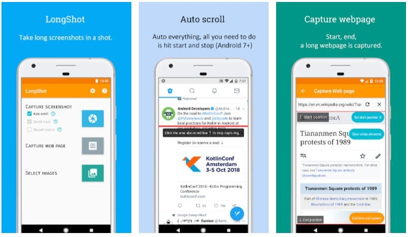 10 AWESOME Best Screenshot Apps For Android in 2021
