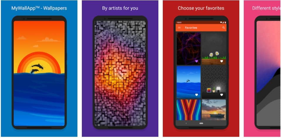 Best Free Wallpaper Apps For Android in 2021