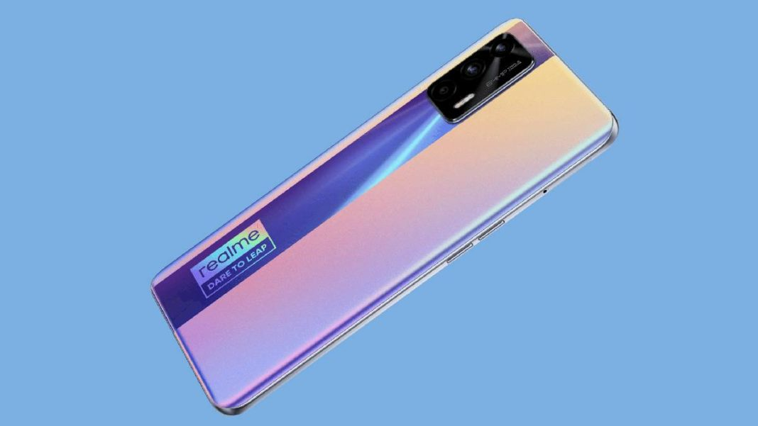 Realme GT Neo Flash Edition launch date and specs leaked