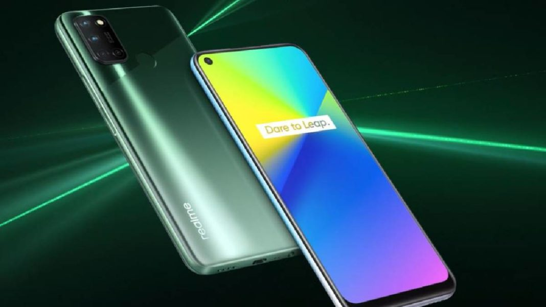 Realme 7i India Users starts receiving new Realme UI 2.0 update based on Android 11