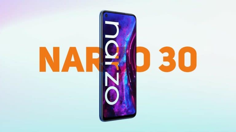 Realme Narzo 30 First Look: Specifications & release date revealed