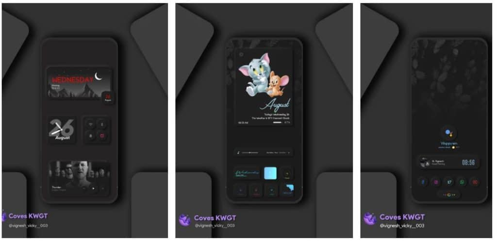 Best KWGT Widgets For Android