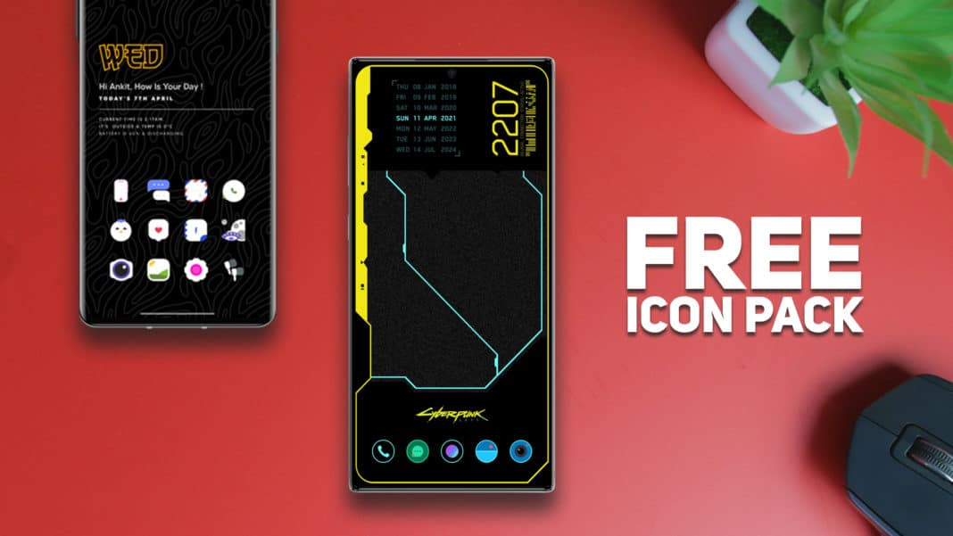 15+ Best Free Icon Pack For Android in 2021