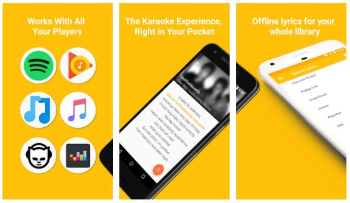 The 12 Best Lyrics Apps For Android [2021 Updated]
