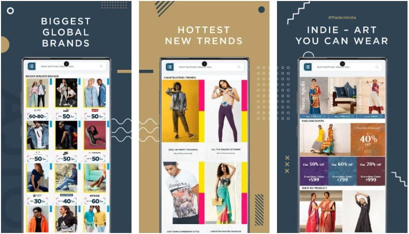 10 Best Shopping Apps For Women in India 2021