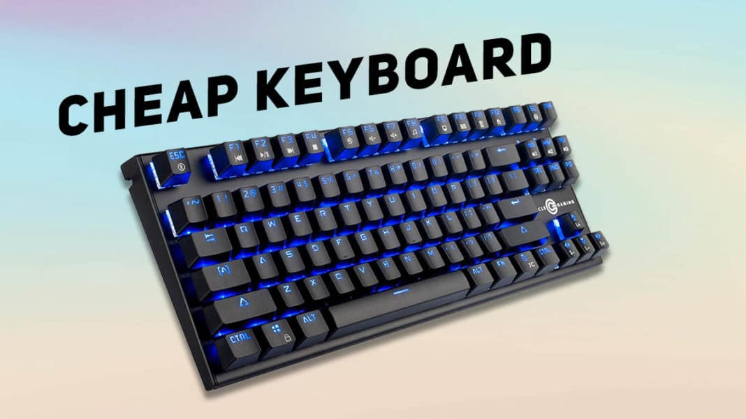 The 7 Best Cheap Mechanical Keyboards in India [2021 Updated]