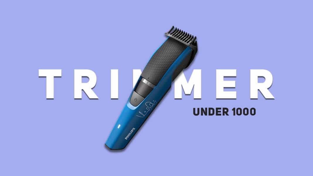 Best Trimmer Under 1500