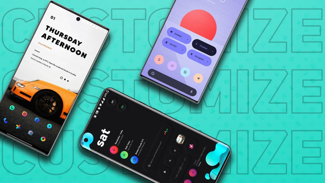 How To Create Best Theme For Android