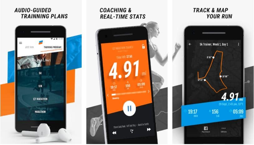 The 11 Best Running Apps in 2021 (Transform Your Workout)