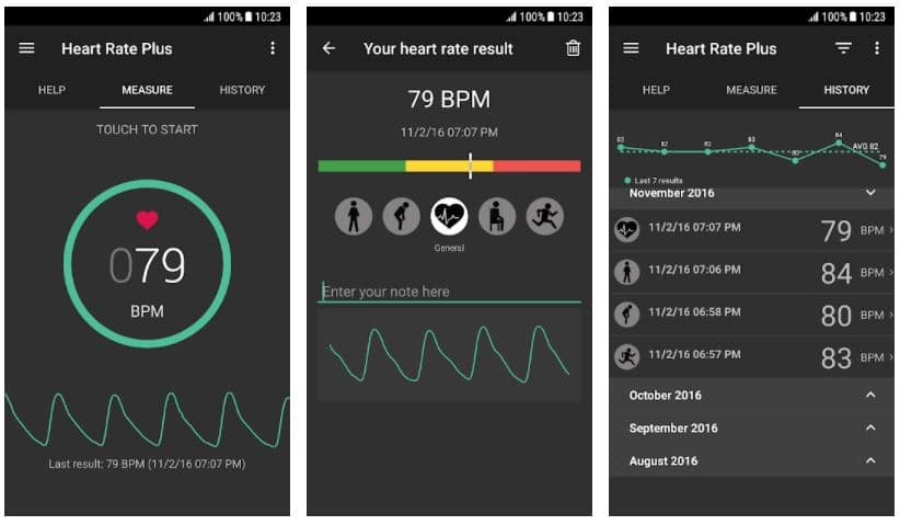 The 11 Best Heart Rate Monitor Apps in 2021