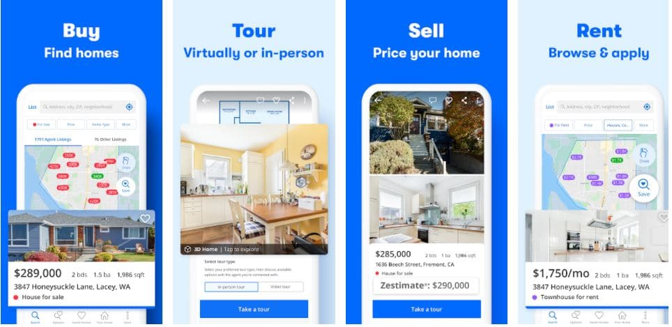 The 10 Best Real Estate Apps in 2021