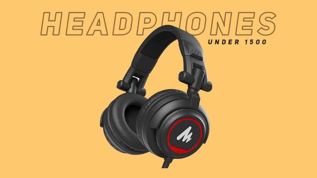 7 Best Headphones Under 1500 in India [2021 Updated]