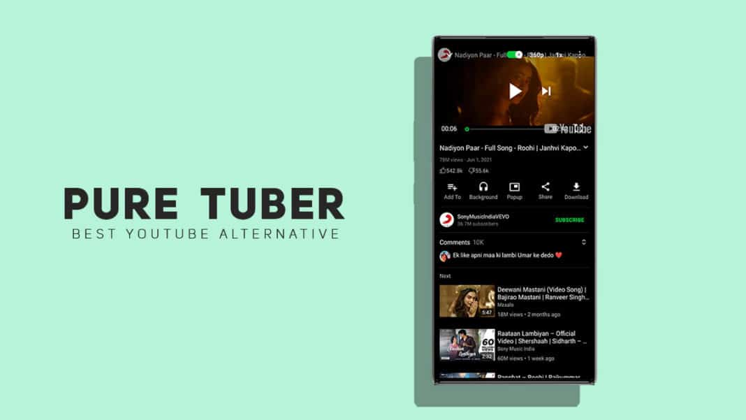Pure Tuber Review
