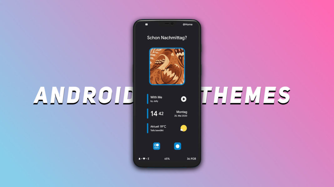 Best KLWP Themes For Android