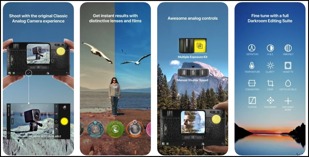The 12 Best Camera App For iPhone in 2021