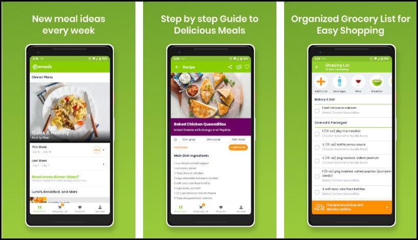 The 12 Best Meal Planning Apps in 2021