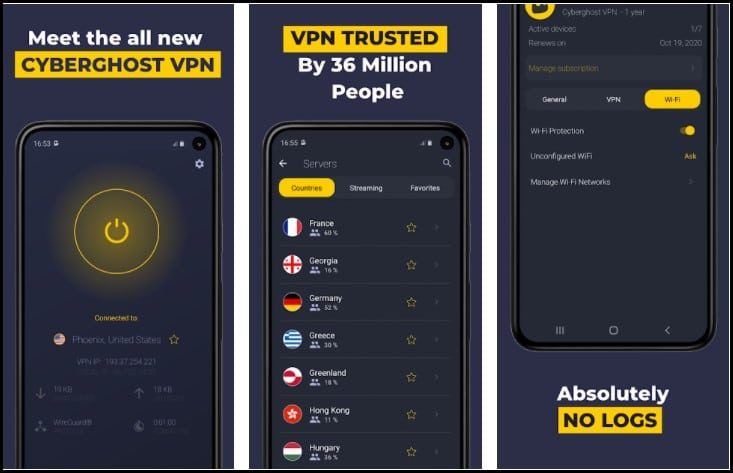 The 9 Best VPN App for Android in 2021