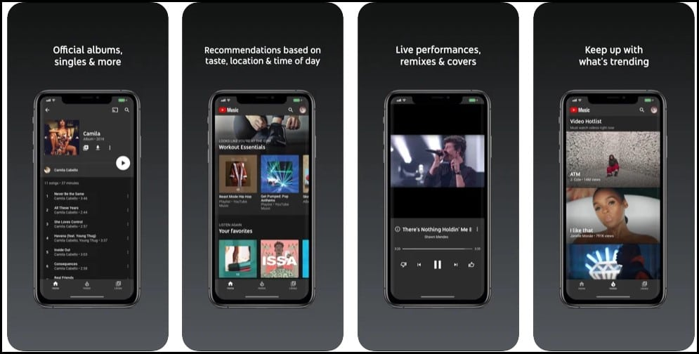 The 12 Best Free Music App for iPhone in 2021